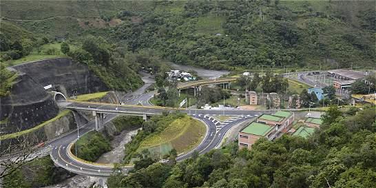 Dos vías modernas en el centro del país, listas para estrenar