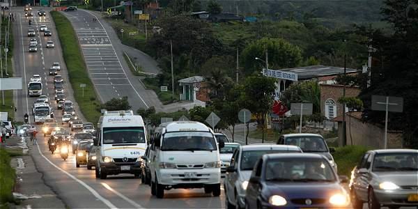 Por fin, fecha para el tercer carril de la vía Bogotá-Girardot