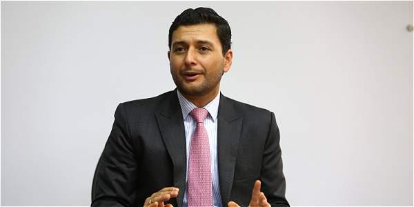 Jorge Castaño, director del Fondo de Garantías de Instituciones Financieras, presentó la estrategia de la entidad.