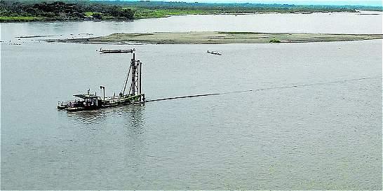 Contrarreloj para salvar navegabilidad por el río Magdalena