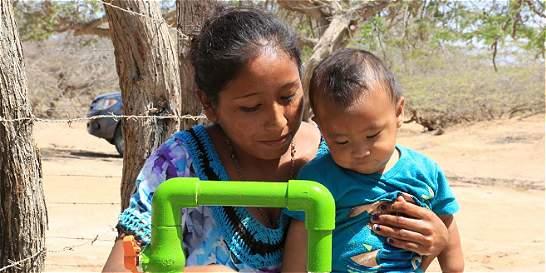 Los pozos de agua potable que alivian la sed de la alta Guajira