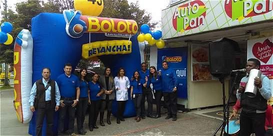 La panadería donde se vendieron los $63.000 millones del Baloto