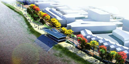 En el 2017 comienzan en Quibdó las obras del nuevo malecón
