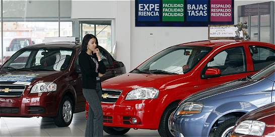 Intereses afectan ventas de carros en el país