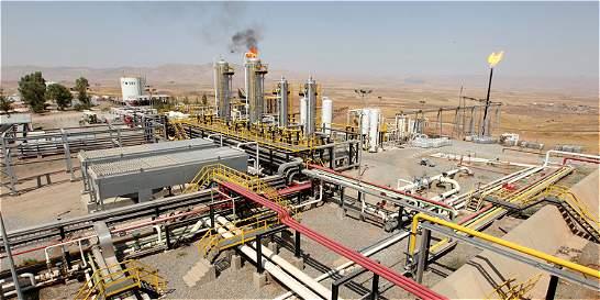 Petróleo alcanza el nivel más alto del último año
