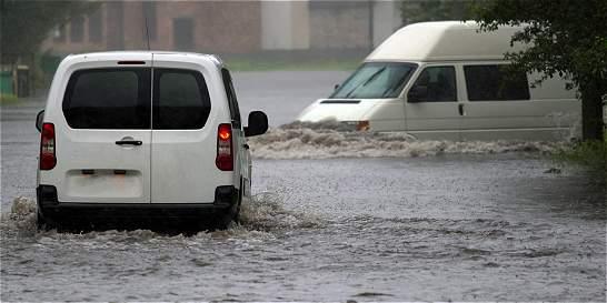 Lluvias intensas podrían colapsar más acueductos en el país