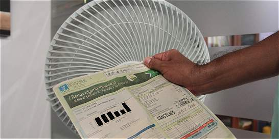 En septiembre cayó 2,8 % el consumo de energía en el país
