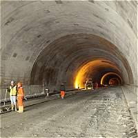 Túnel de La Línea solo tiene avance del 42 %