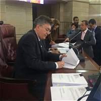 Ministro de Hacienda explica la reforma tributaria de 2016