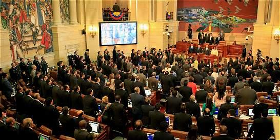 El Congreso da señales de que está dividido para la reforma tributaria