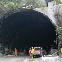 Así avanzan las obras para cruce por túnel de La Línea