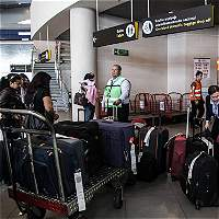 Lo que genera cambios y demoras en los itinerarios de los aeropuertos