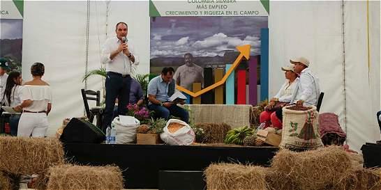 Colombia Siembra logró un campo más productivo