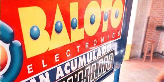 'Gtech' ganó licitación para seguir operando el Baloto