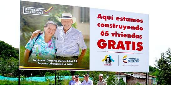 Andalucía, Valle del Cauca, marca nuevo hito en viviendas gratis