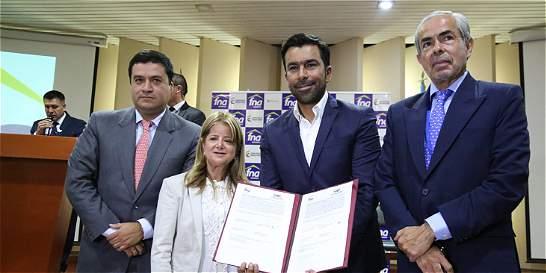 Techos para 80 familias de Bogotá y Cundinamarca