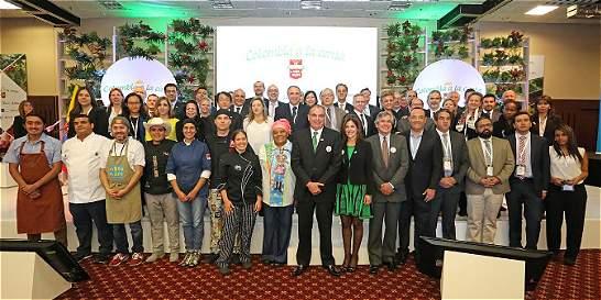 'Colombia a la carta', la entrada al mercado global