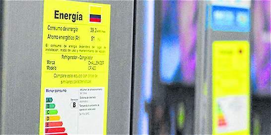 Nuevo sello dice cuánta energía eléctrica gastan sus aparatos