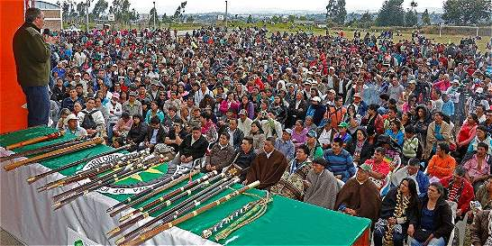 Pueblos indígenas de Nariño recibieron más de $ 32.000 millones