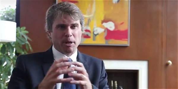 James P.  Scriven, gerente general de Corporación Interamericana de Inversiones (CCI).