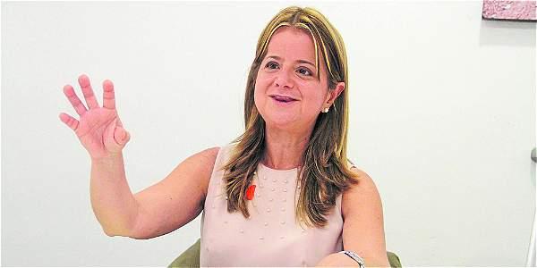Para la ministra Noguera se pueden ampliar las oportunidades para el sector informal.