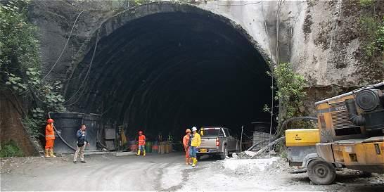 'El túnel de La Línea estará en junio del 2018': director de Invías