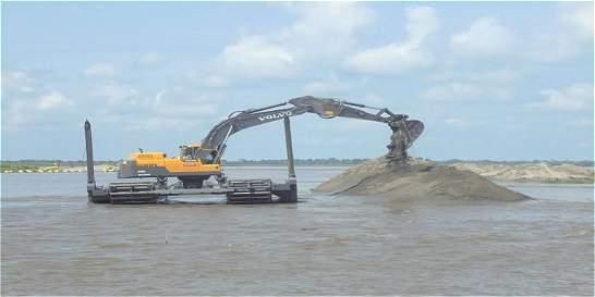 Carga movida por río Magdalena habrá subido el 58 por ciento en 4 años