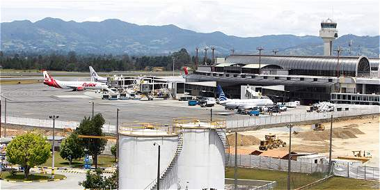 Casi 30 millones de pasajeros se movieron en aeropuertos de Colombia