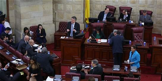 Aprobada la reforma tributaria en primer debate