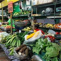 Alimentos bajaron de precio por cuarto mes consecutivo
