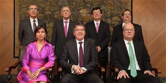 El Banco de la República tendrá nuevo gerente este lunes