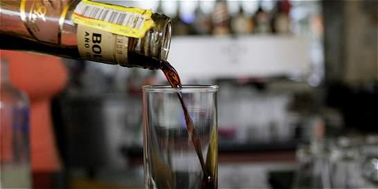 Cuentas claras / Sube más el consumo de trago que el de comida