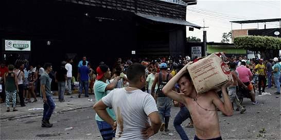 Zozobra en Colombia por impacto de cierre de frontera en el comercio