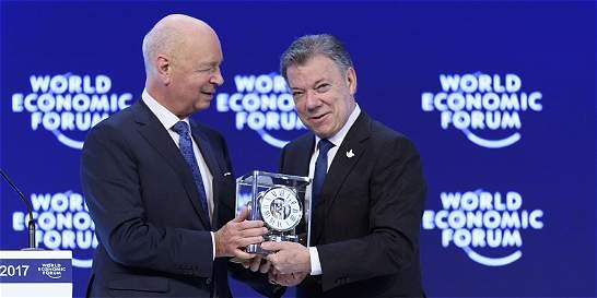 China y EE. UU.: guerra comercial en Davos