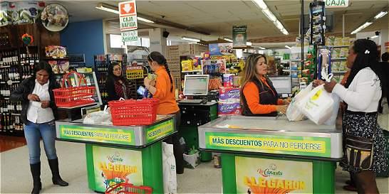 Sector comercio espera alta inflación para enero
