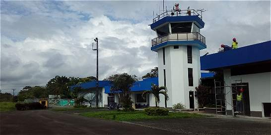 Aeropuertos pequeños del país crecieron en movimiento de pasajeros