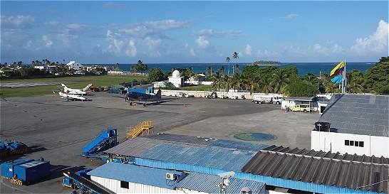 Alistan nuevo plan maestro para renovar aeródromo de San Andrés