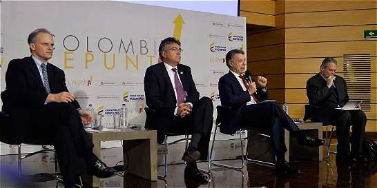 'Colombia Repunta' permitirá más de la mitad del crecimiento este año