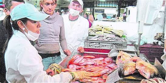 En Semana Santa, los colombianos comerán pescado importado