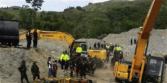 Minera canadiense Gran Colombia Gold pedirá a Colombia indemnización