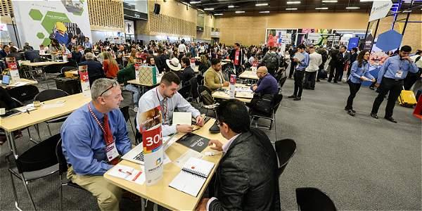 Unos 600 compradores internacionales visitaron el país en busca de productos locales.