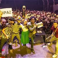La cumbia rebelde Puerto Candelaria retumbó en el Womex