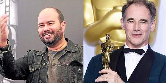 Ciro Guerra y el ganador del Óscar Mark Rylance trabajarán juntos