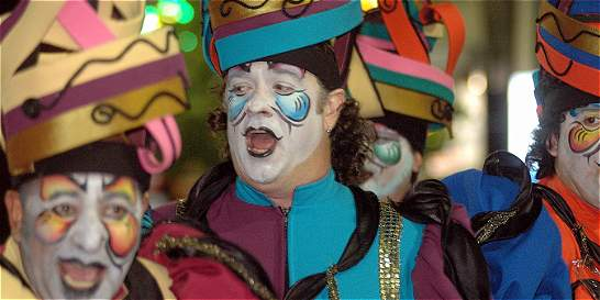 Se celebró el tradicional Desfile de Llamadas