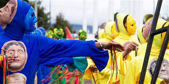 La fiesta de la Cultura de Tunjuelito