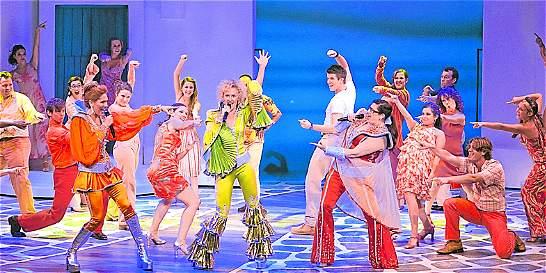 'Mamma Mia', ¡qué montaje!