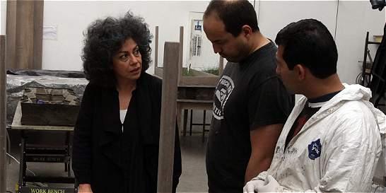 La colombiana Doris Salcedo, ganadora del Premio de Arte de Hiroshima