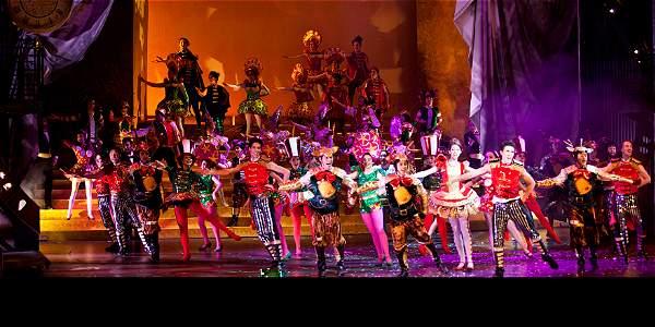 Por siempre Navidad\' en el teatro Colsubsidio de Bogotá - Archivo ...