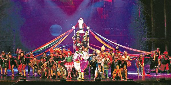 Musical de Misi \'Por siempre Navidad\' - Archivo Digital de Noticias ...