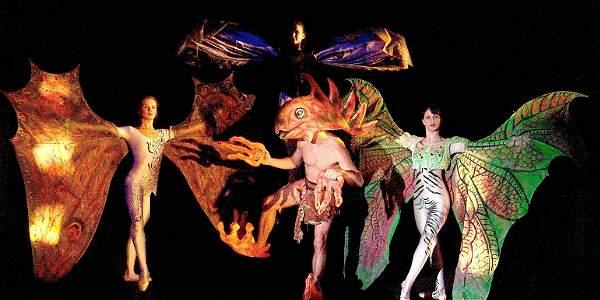 La obra está inspirada en el 'Fausto', de Goethe, y en la leyenda homónima del folclor alemán.